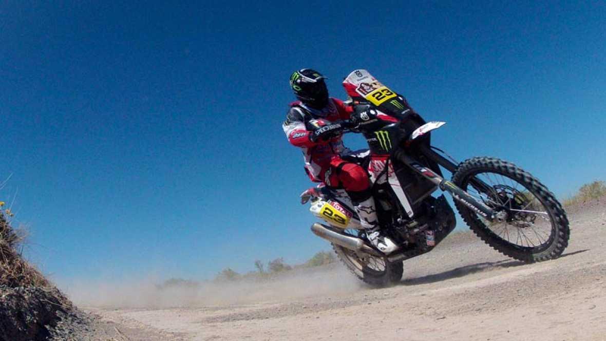 El futuro español en el Dakar está asegurado gracias al talento de pilotos como Joan Barreda en motos.