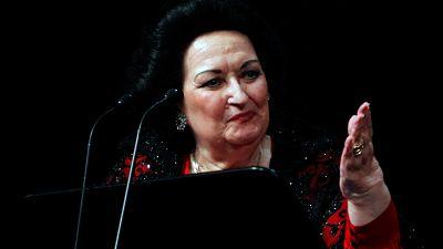 Esta semana el Liceo se ha rendido a Montserrat Caballé