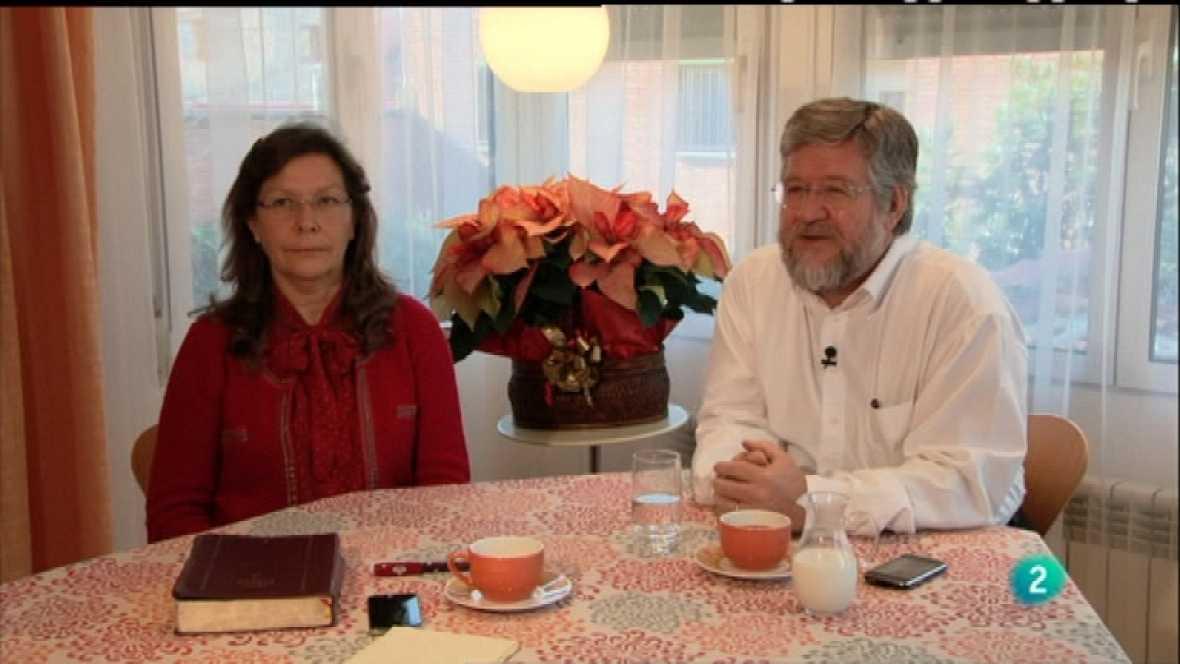 Buenas noticias TV - El testimonio de Santiago y Marie Paule - Ver ahora