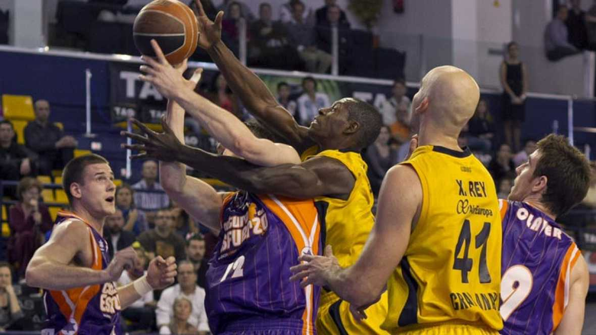 El Valencia Basket arañó una balsámica victoria a domicilio ante un diluido Gran Canaria 2014 que con tres derrotas consecutivas se estaciona en la parte baja de la clasificación (63-71).