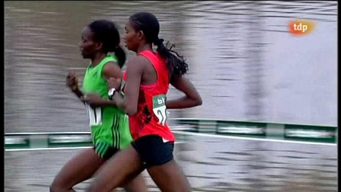 Atletismo - Cross campo a través internacional de Zornotza - Carrera femenina - Ver ahora
