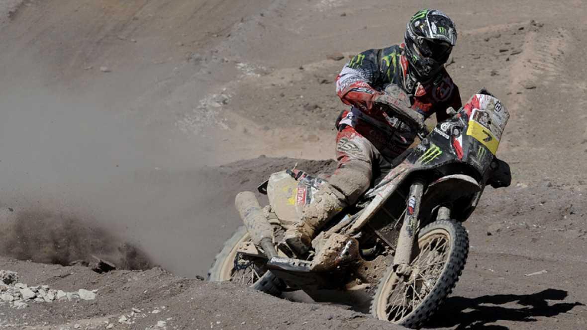 Rally Dakar - Etapa 8  (Copiapó-Antofagasta) - 09/01/12 - Ver ahora