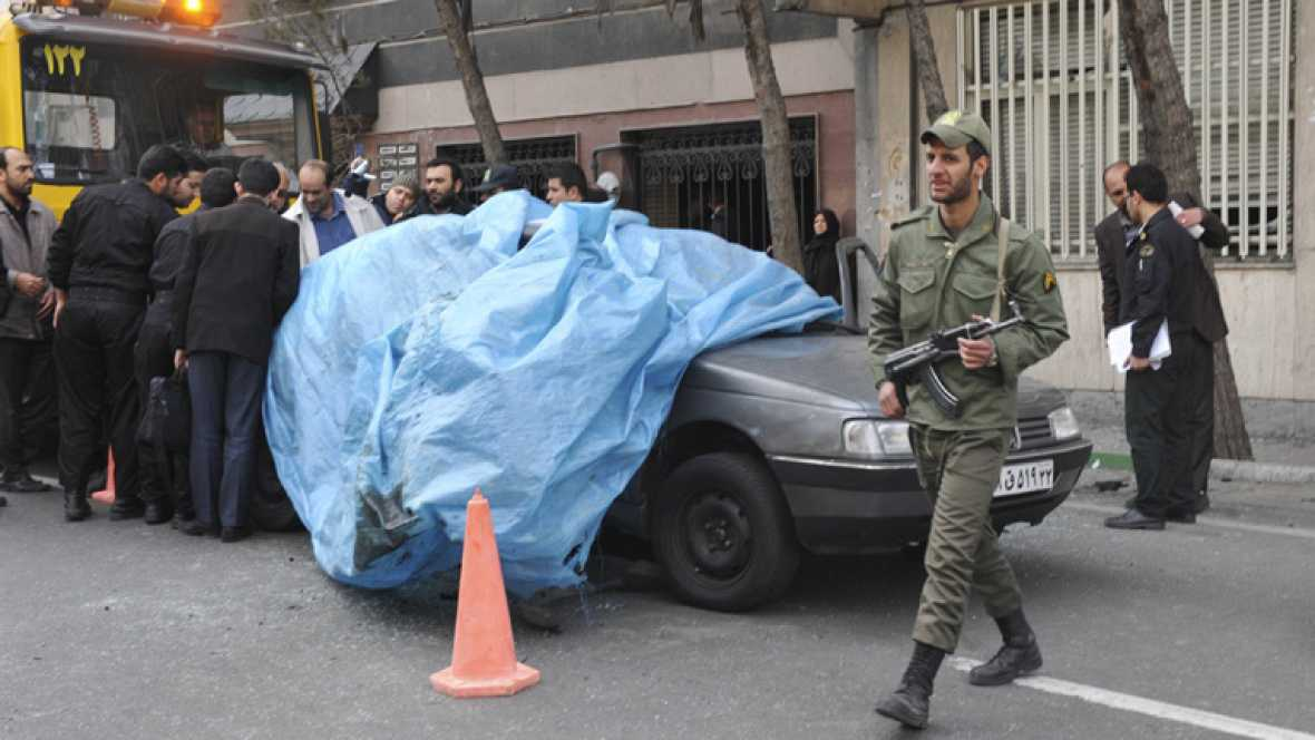 Asesinado en Irán un químico relacionado con el programa nuclear