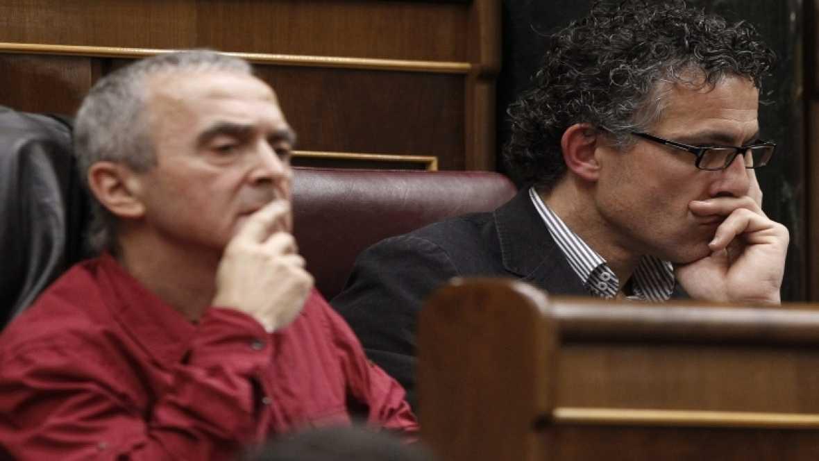Pleno extraordinario del Congreso de los Diputados - Segunda parte - 11/01/12 - Ver ahora