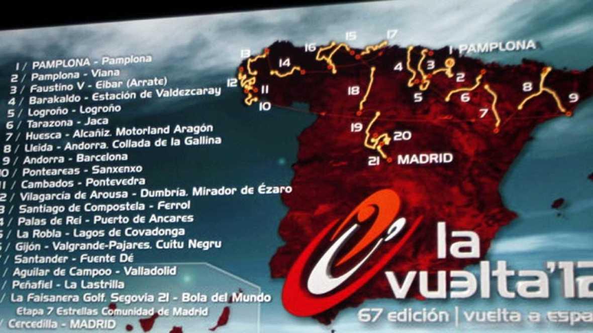 La Vuelta 2012, apta para escaladores