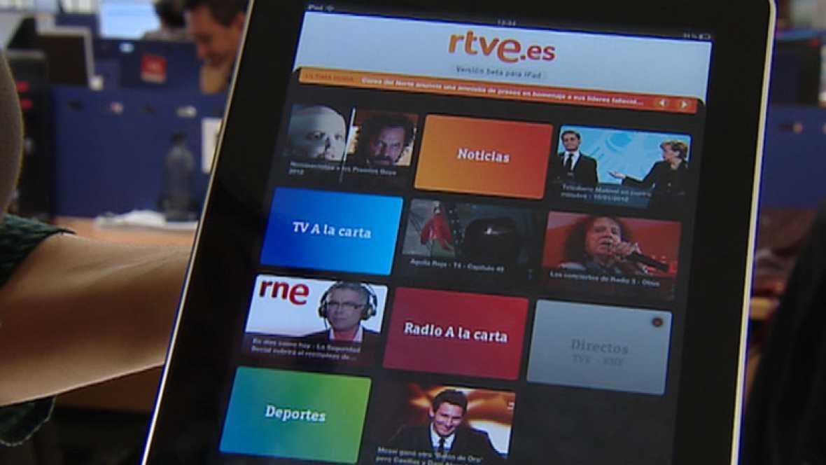 RTVE.es es la web audiovisual más seguida en 2011