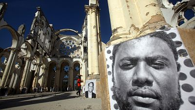 Hoy se cumplen dos años del terremoto de Haití