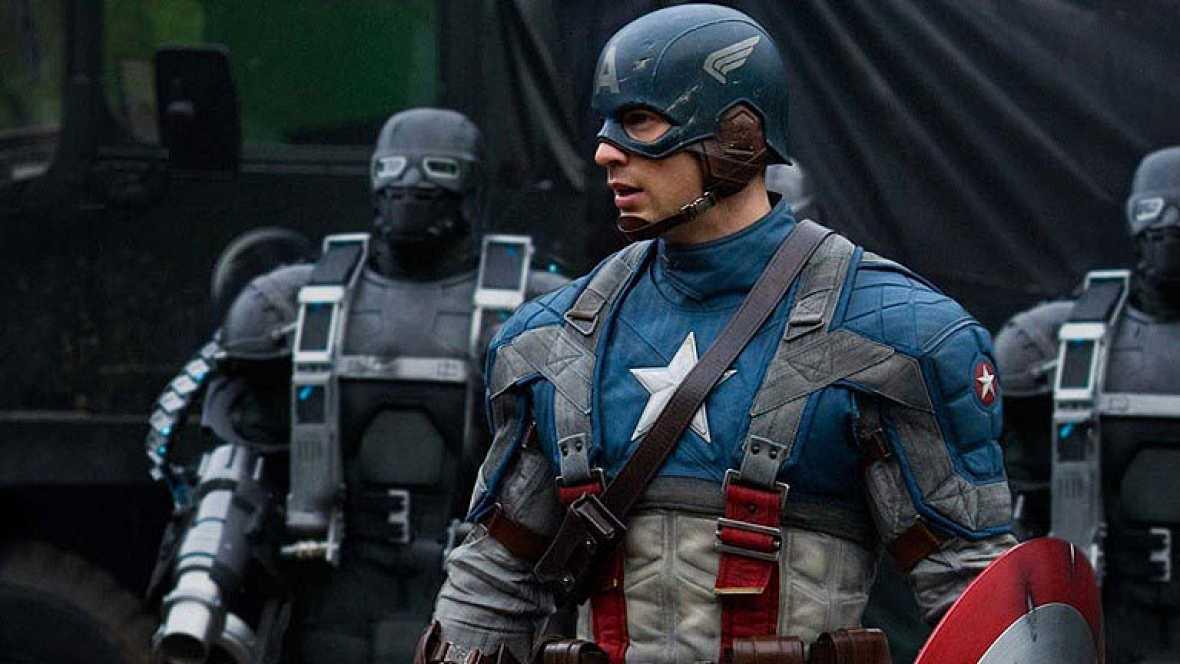 Días de cine: DVD: 'Blackthorn' y 'El Capitán América'