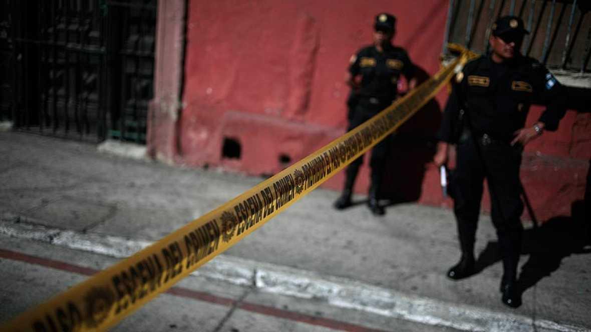 Muere tiroteado un diputado en Guatemala