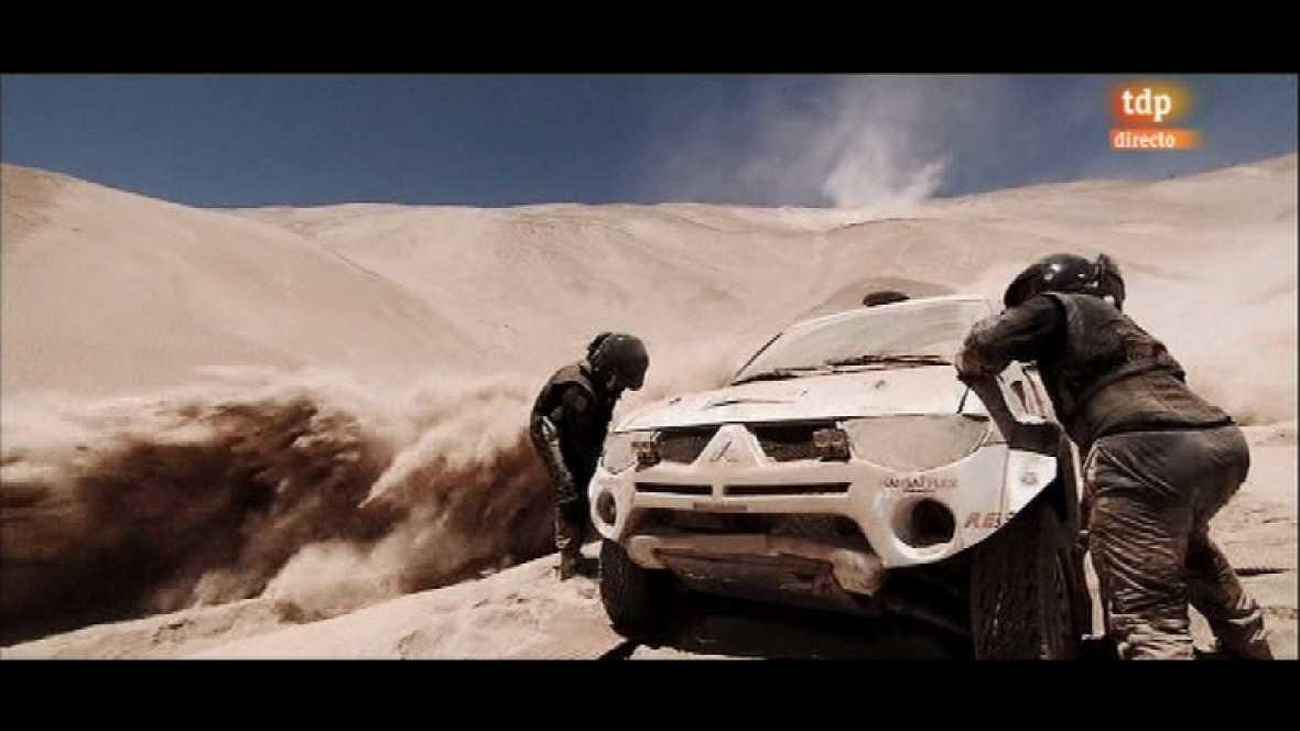 Rally Dakar 2012 - Etapa 12 (Arequipa - Nasca) - 13/01/11 - Ver ahora