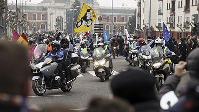 Valladolid celebra Pingüinos 2012