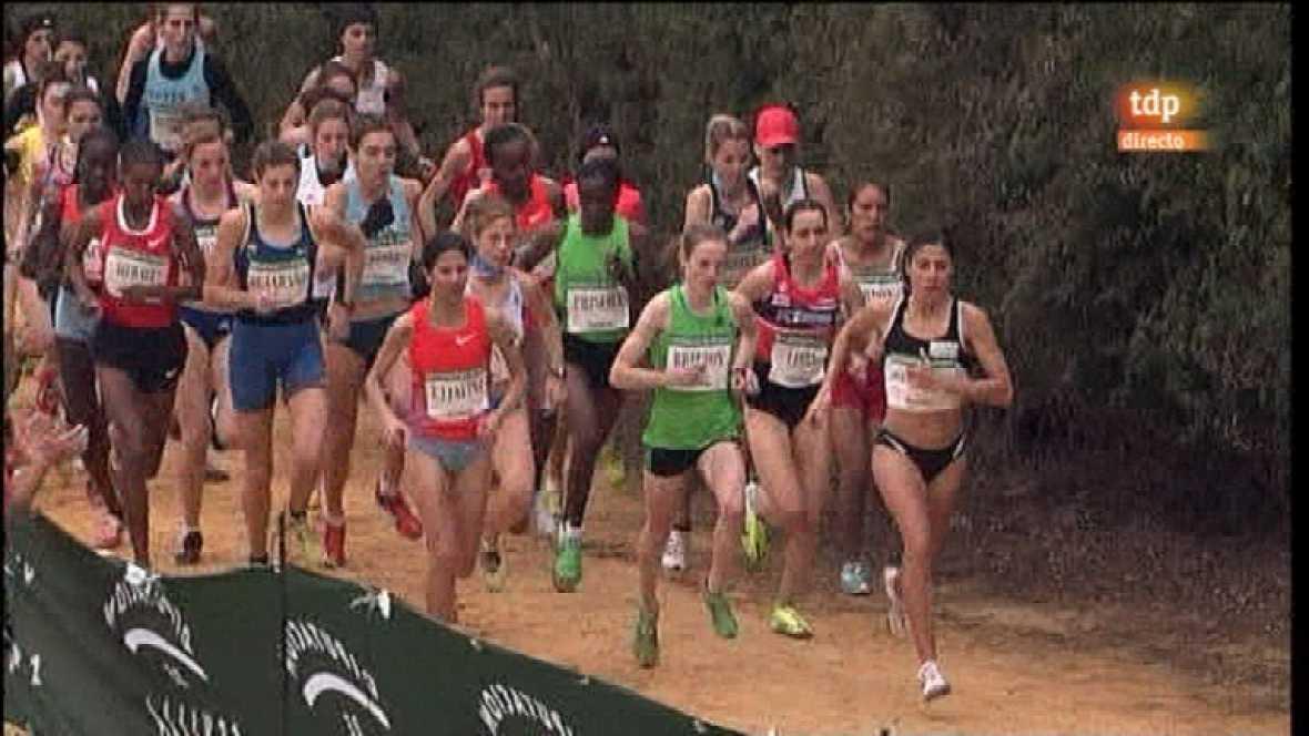 Cross Internacional de Itálica - Carrera femenina - 15/01/12 - Ver ahora