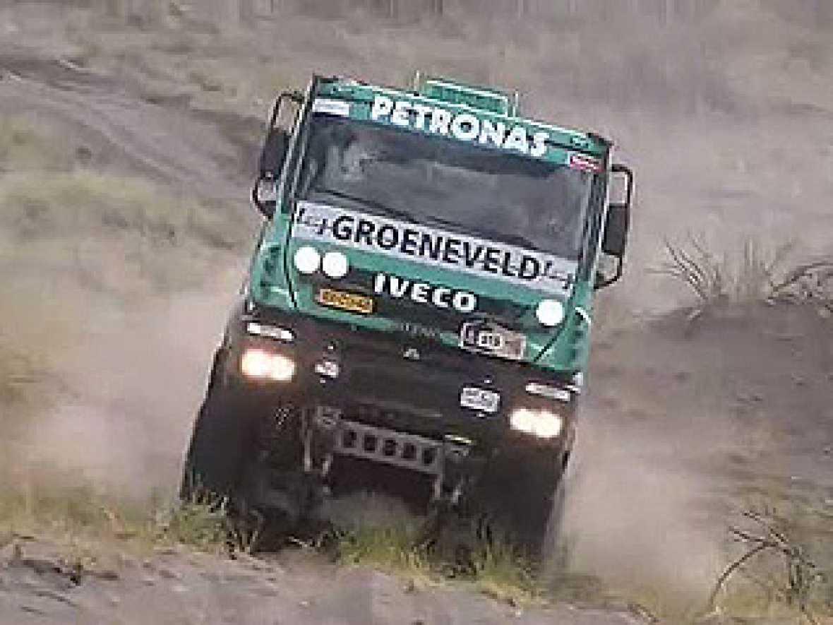 La actuación de los españoles en camiones tuvo a Pep Vila como el piloto mejor colocado en la clasificación general.