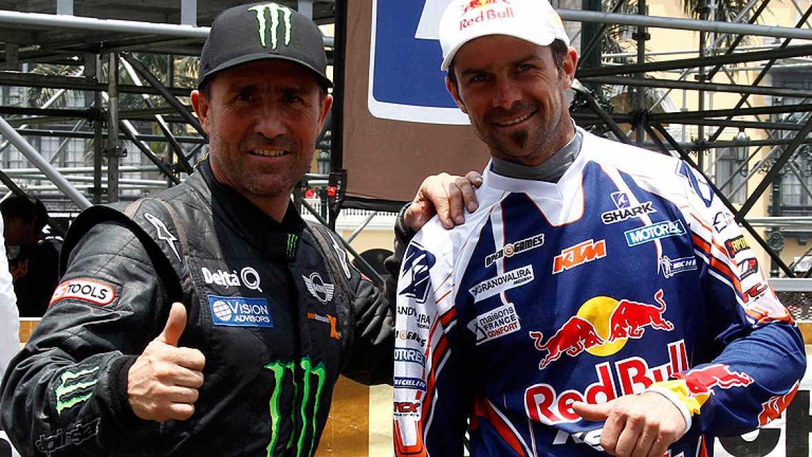 Rally Dakar 2012 - Etapa 14 (Pisco-Lima) - 15/01/11 - Ver ahora