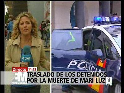 Perfil del detenido por la muerte de Mari Luz, Santiago del Valle