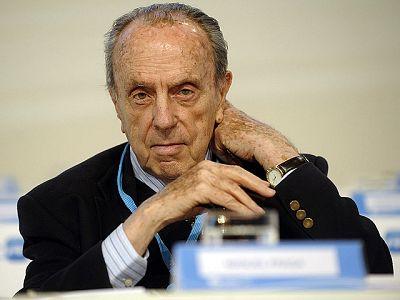 Los restos mortales de Manuel Fraga viajarán mañana a Galicia