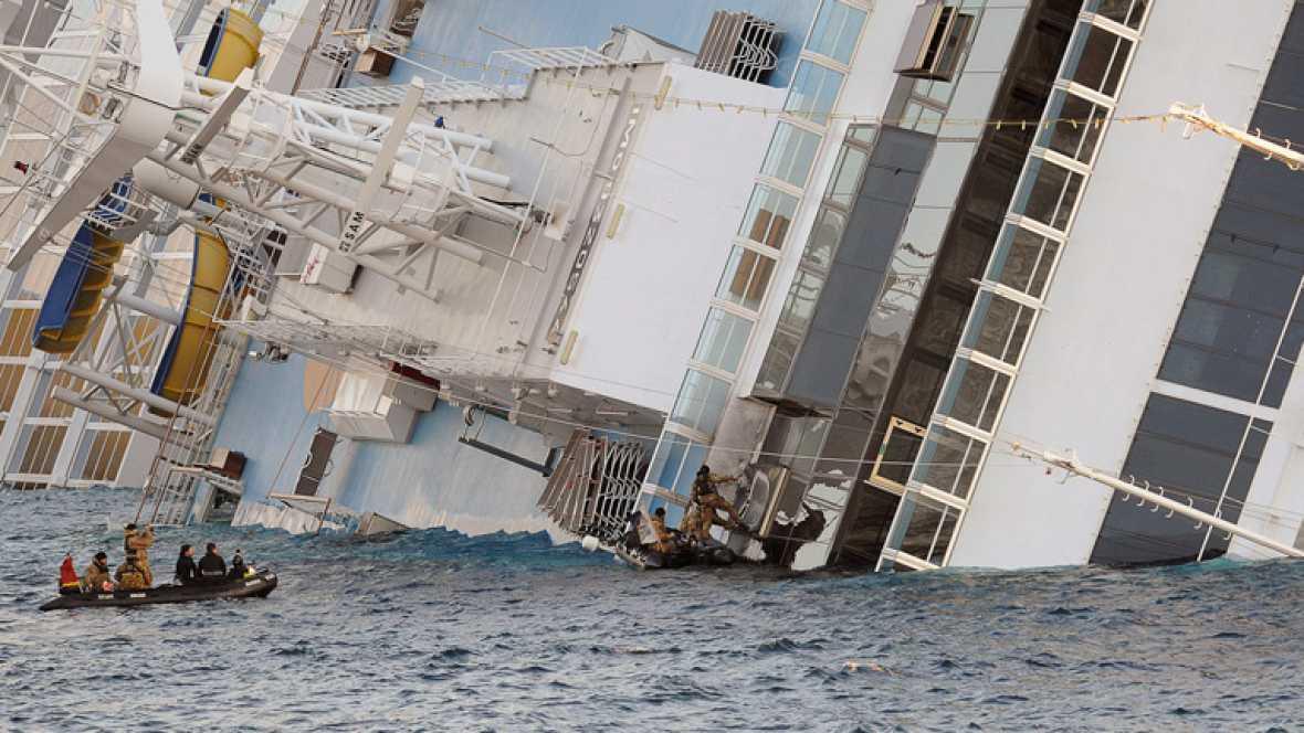 Encuentran otros cinco cadáveres en el crucero Costa Concordia