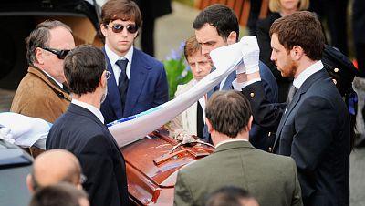 Los restos de Manuel Fraga descansan ya en Perbes
