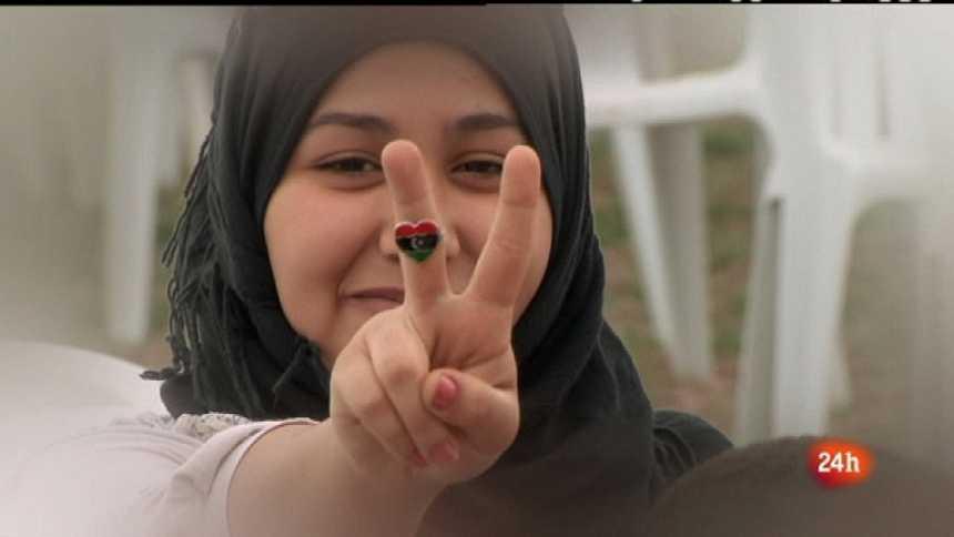 En portada - Libia, la hora de la verdad