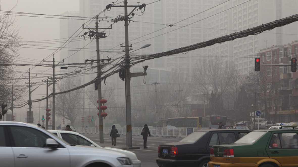 Pekín informará por primera vez sobre la verdadera polución del aire