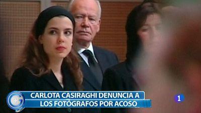 Más Gente - Carlota Casiraghi teme acabar como Lady Di por el acoso de los paparazzi