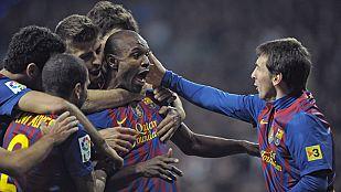 El Barça suma 7 partidos sin perder en el Bernabéu