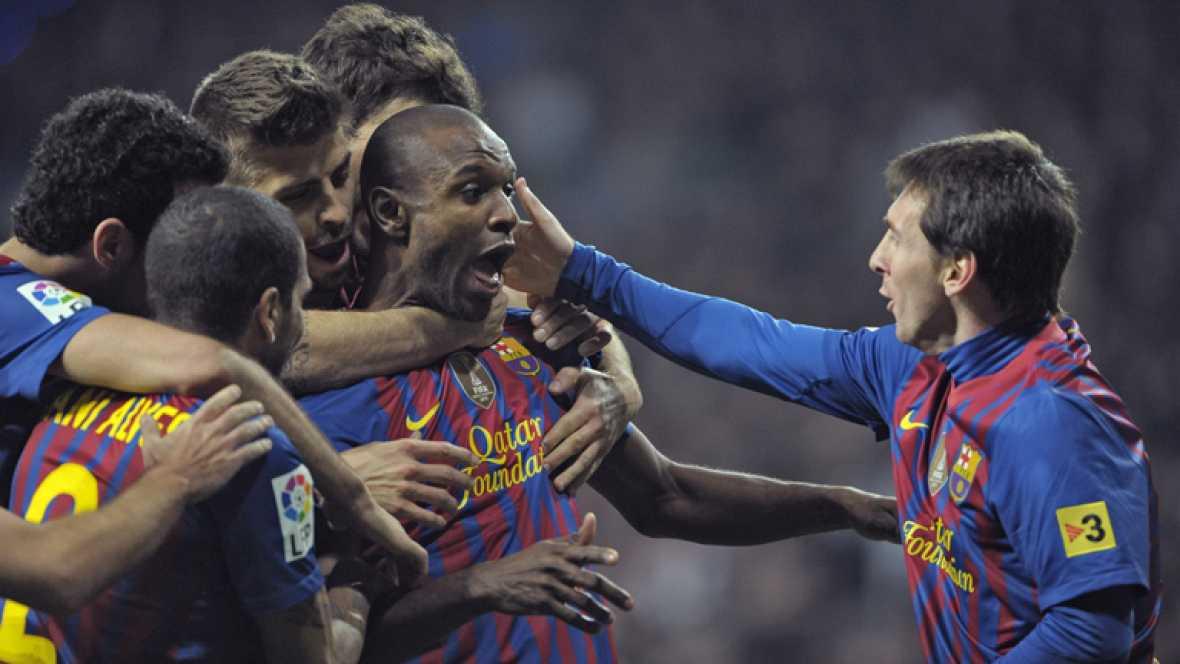 El Barça vuelve a ganar en Madrid
