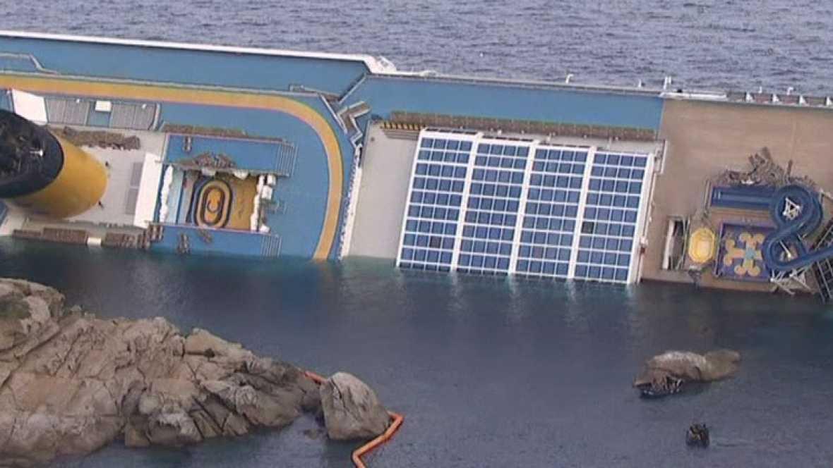 Muchas interrogantes también en la investigación de lo que ocurrió en el Costa Concordia