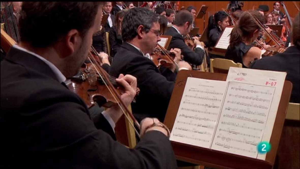Los conciertos de La 2 - Concierto ORTVE A-7 - Ver ahora
