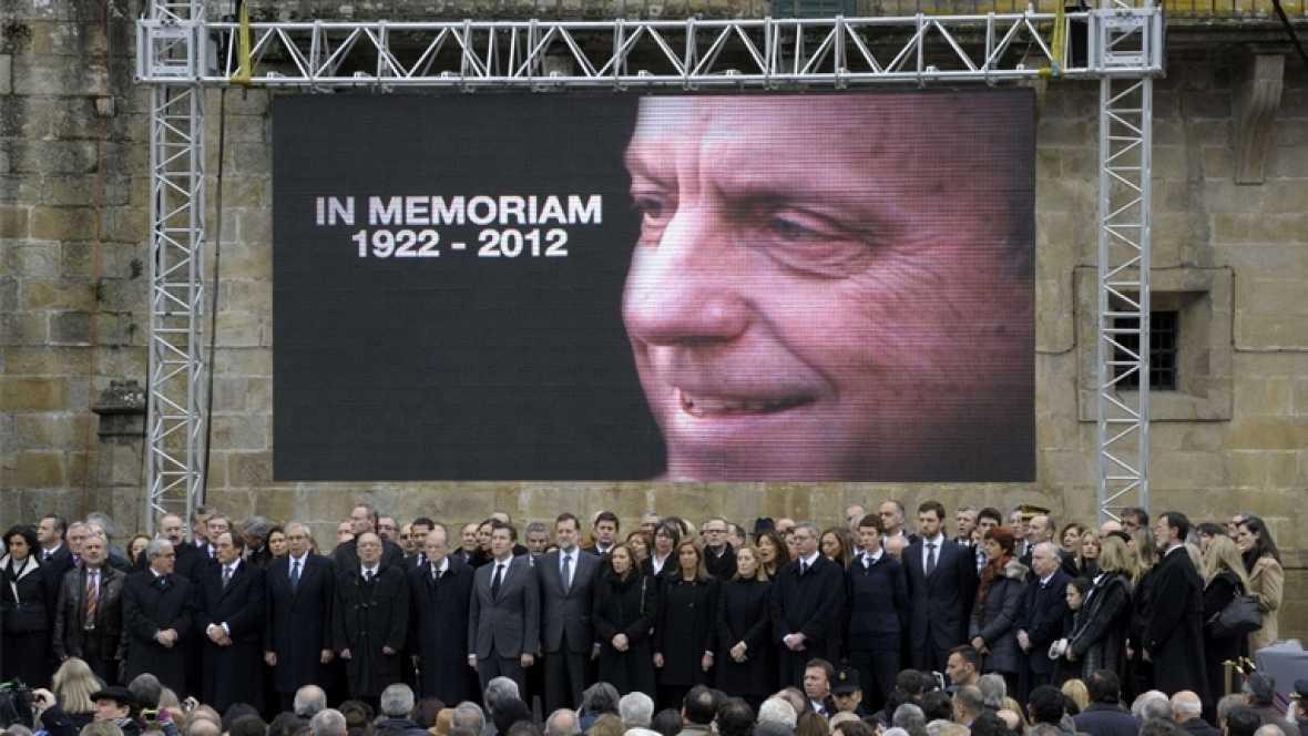 Especial informativo - Funeral en memoria de Fraga - 21/01/12 - Ver ahora