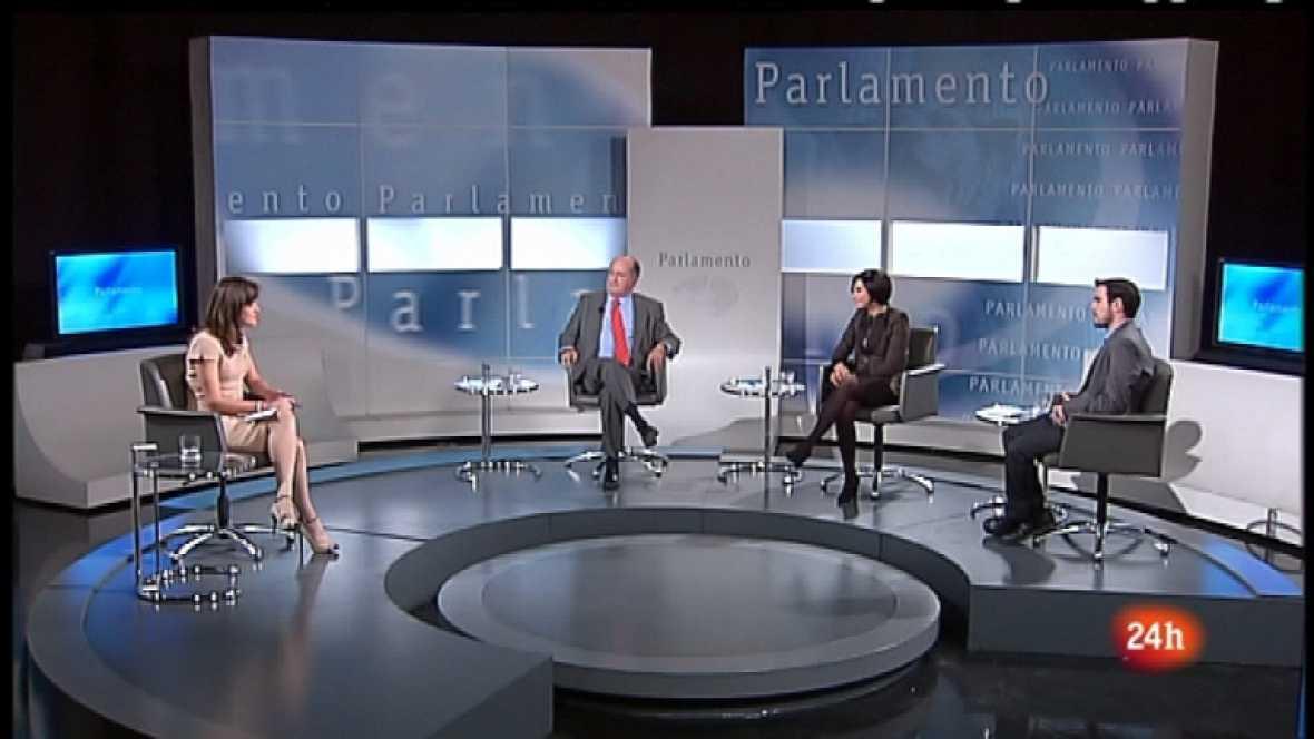 Parlamento - Jóvenes y veteranos, cara a cara - 21/01/12 - Ver ahora