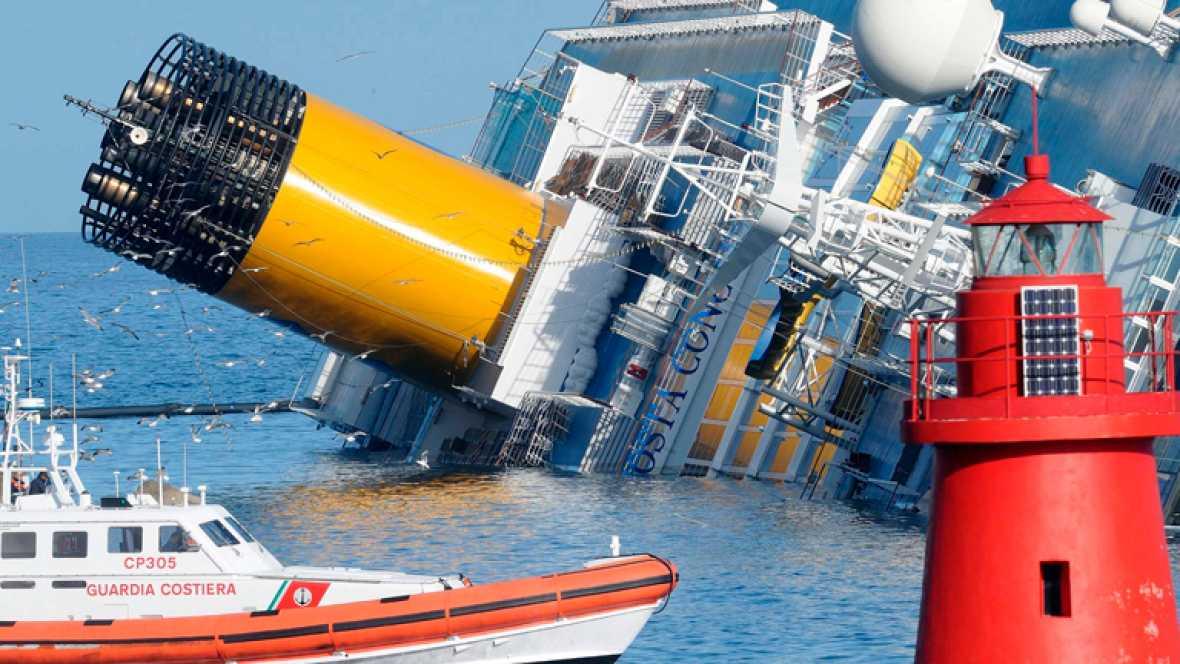 Informe Semanal - El hundimiento del Concordia