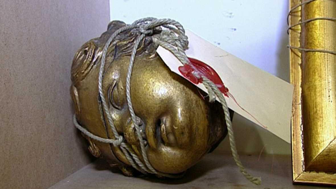 Resultado de imagen de Así se financió el terrorismo con el tráfico de arte