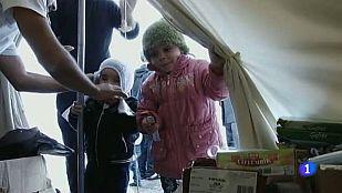 Más de 10.000 sirios sobreviven en campos de refugiados en Turquía