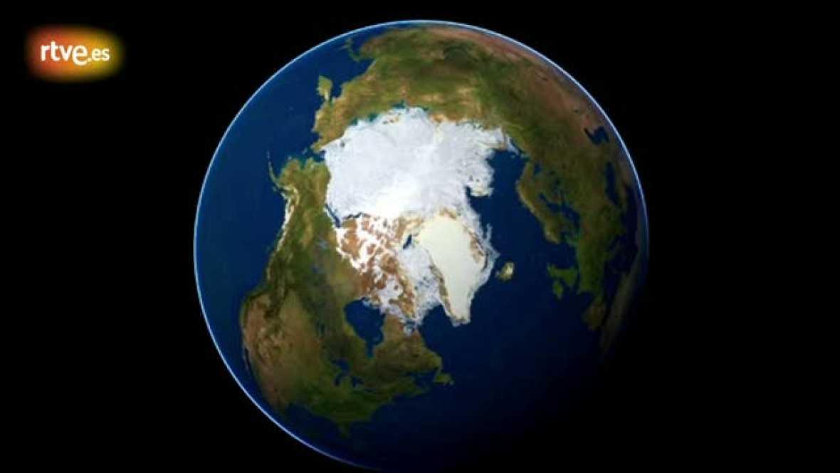 Un gran depósito de agua dulce en el Ártico puede enfriar el clima europeo