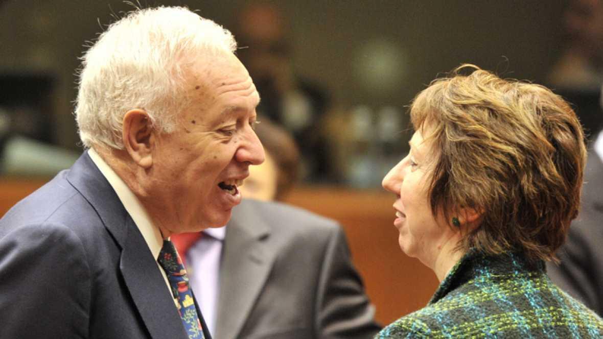 La Unión Europea adopta un embargo sin precedentes contra Irán