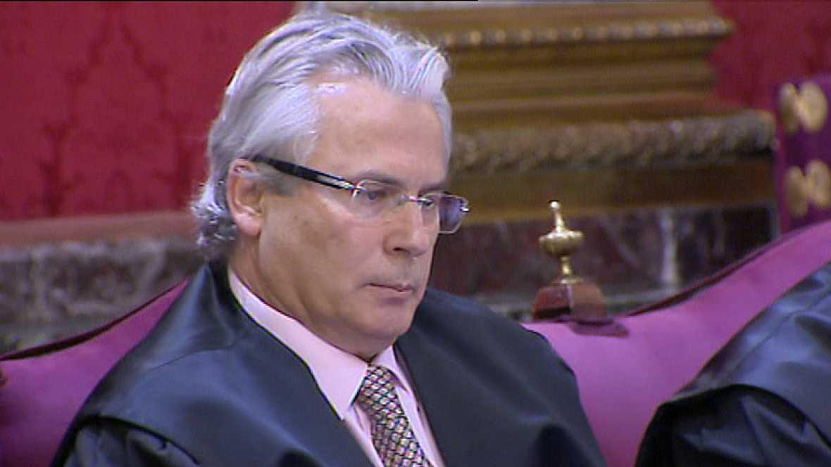 Segunda causa contra Garzón, acusado de prevaricación