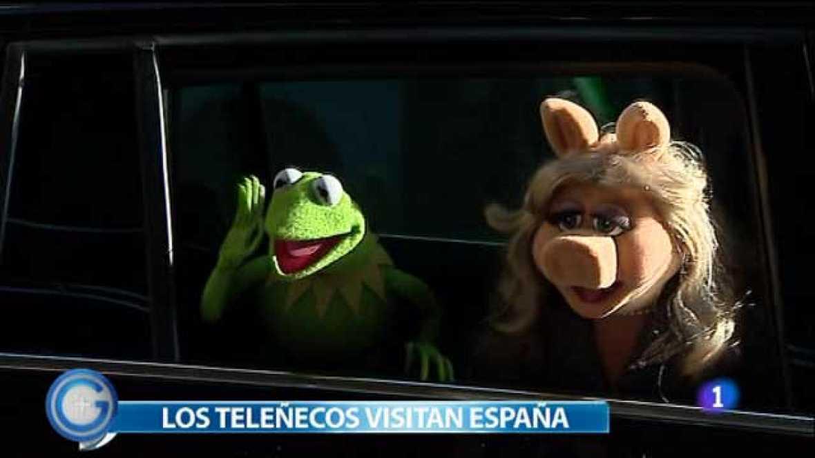 Más Gente - Los Teleñecos vuelven a la gran pantalla