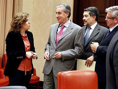 """El Gobierno anuncia la revisión del modelo de RTVE y la """"reducción de costes"""""""