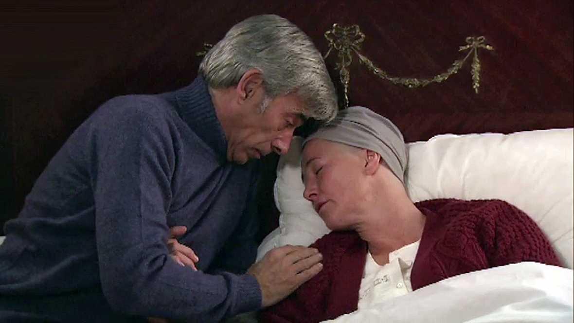 """Cuéntame cómo pasó - """"Quiero dejar la quimioterapia"""" (Cap. 232)"""