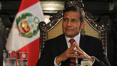 Ollanta Humala anima a invertir en Perú