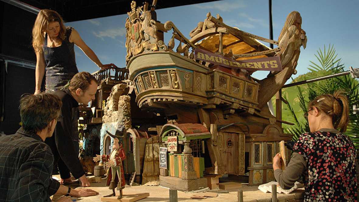 Días de cine: 'Piratas'