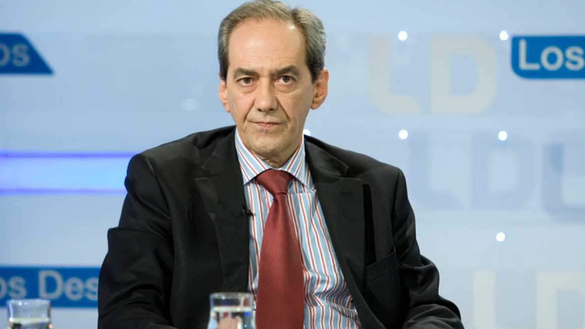 """González-Páramo: """"Es una catástrofe que el paro doble la media europea"""""""