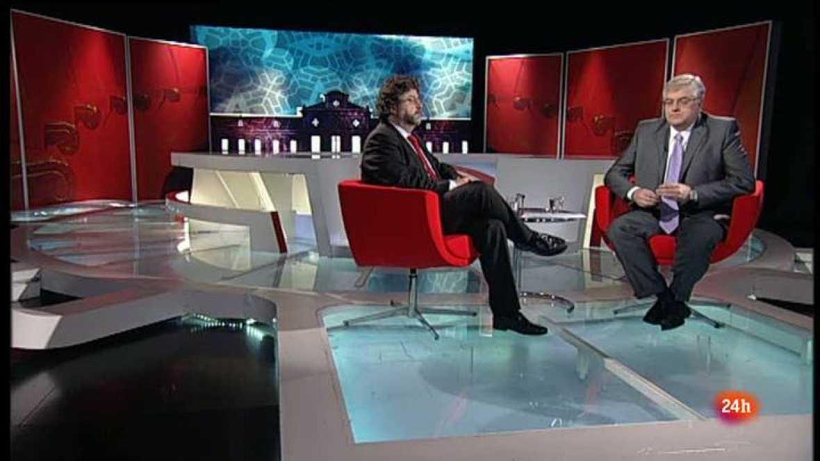 Aquí parlem - La situació de les universitats catalanes - 28/01/2012