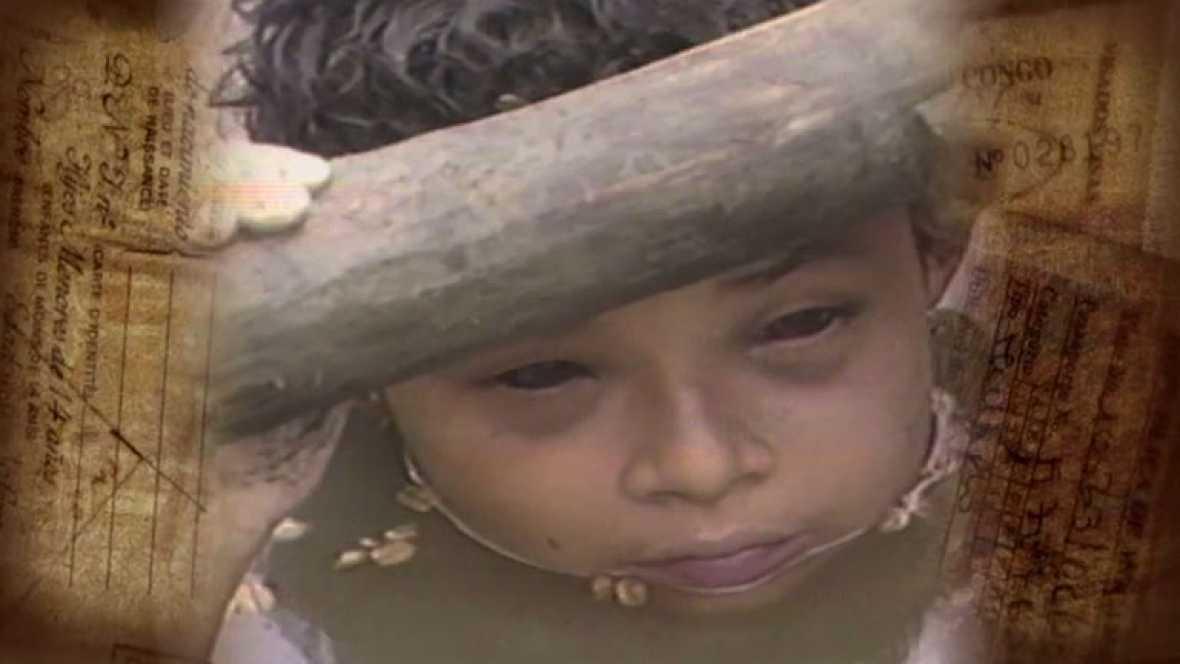 El ojo en la noticia - Evaristo Canete - La imagen: Omaira