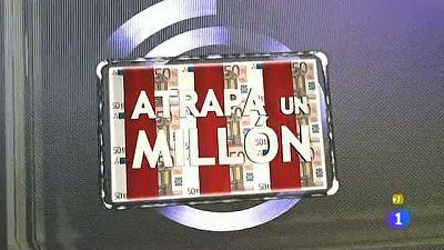 """La hora de José Mota - Tomás en """"Atrapa un millón"""""""