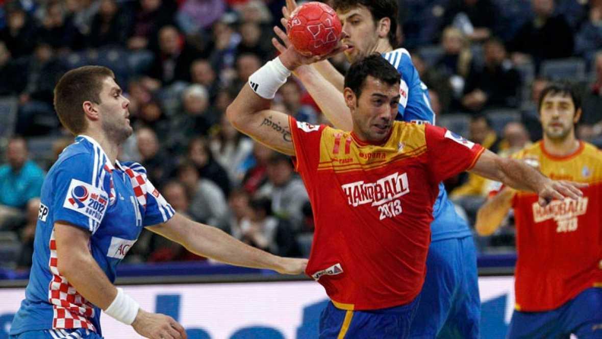 España, sin medalla en el Europeo de Balonmano