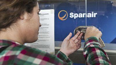 Trabajadores buscando empleo es la consecuencia del cierre de Spanair