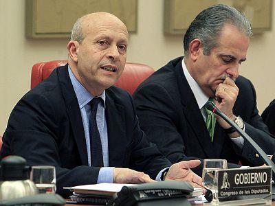 Wert anuncia la sustitución de Educación para la Ciudadanía por Educación Cívica y Constitucional
