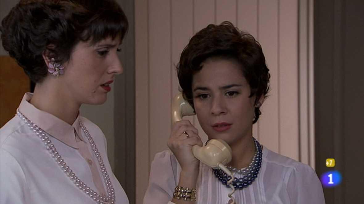 Ana y Teresa vuelven a 'Amar en tiempos revueltos'